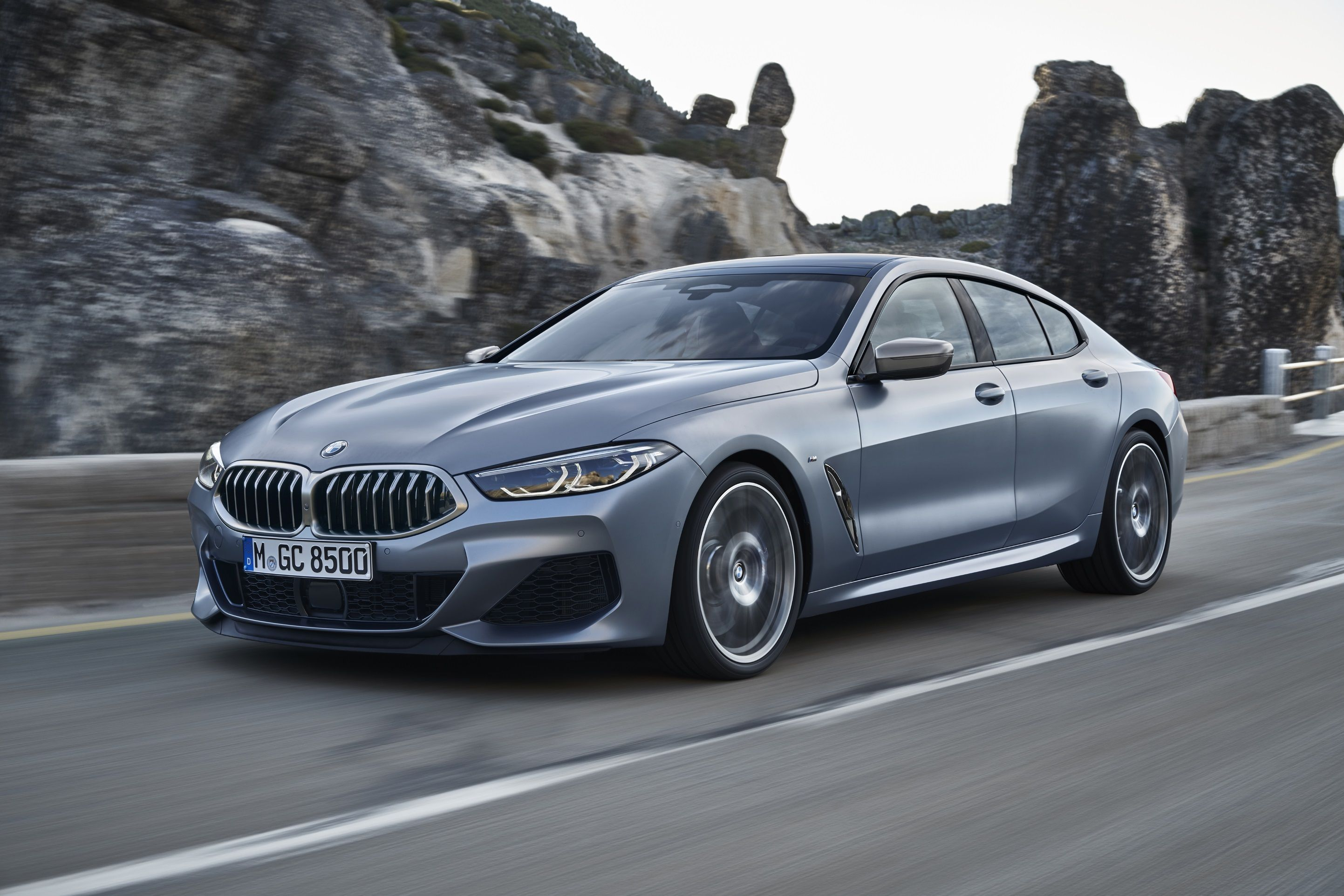 Bmw Adds A Gran Coupe To The 8 Series Lineup Bmw Gran Coupe