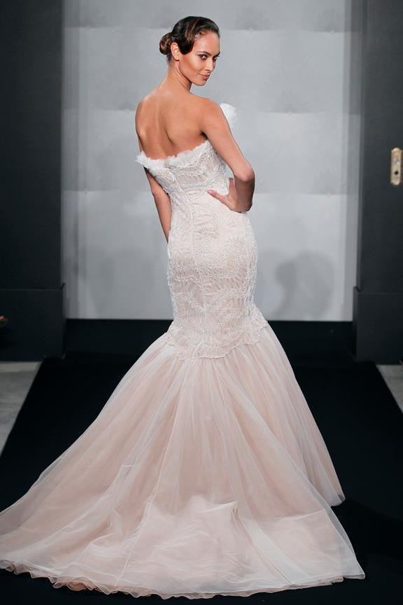 Designer Wedding Dress Gallery: Mark Zunino | Pinterest | Mark ...
