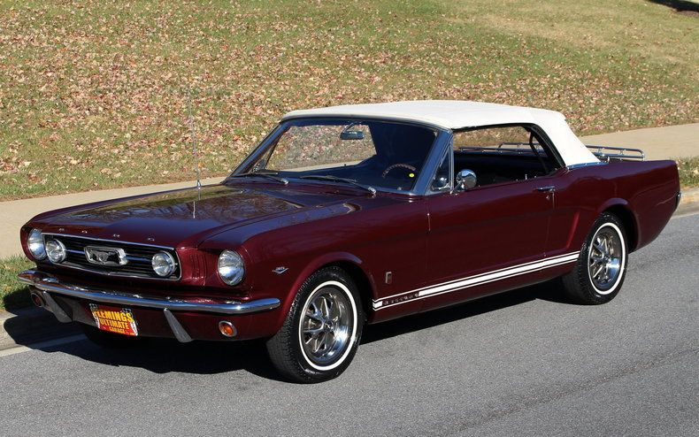 1966 1966 Ford Mustang For Sale Cars Autos Carritos Motos