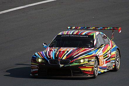 Jeff Koons Wikipedia Bmw Oldtimer Nurburgring Rennwagen