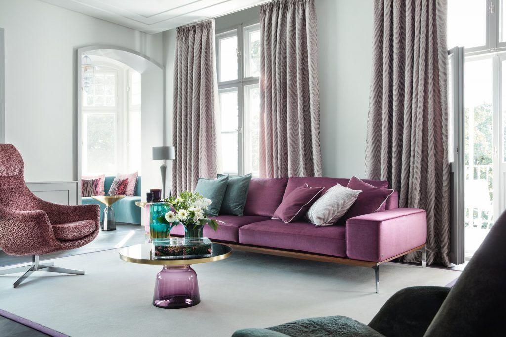 Acht Wünsche die ein Vorhang erfüllen kann - gardinen vorhänge wohnzimmer