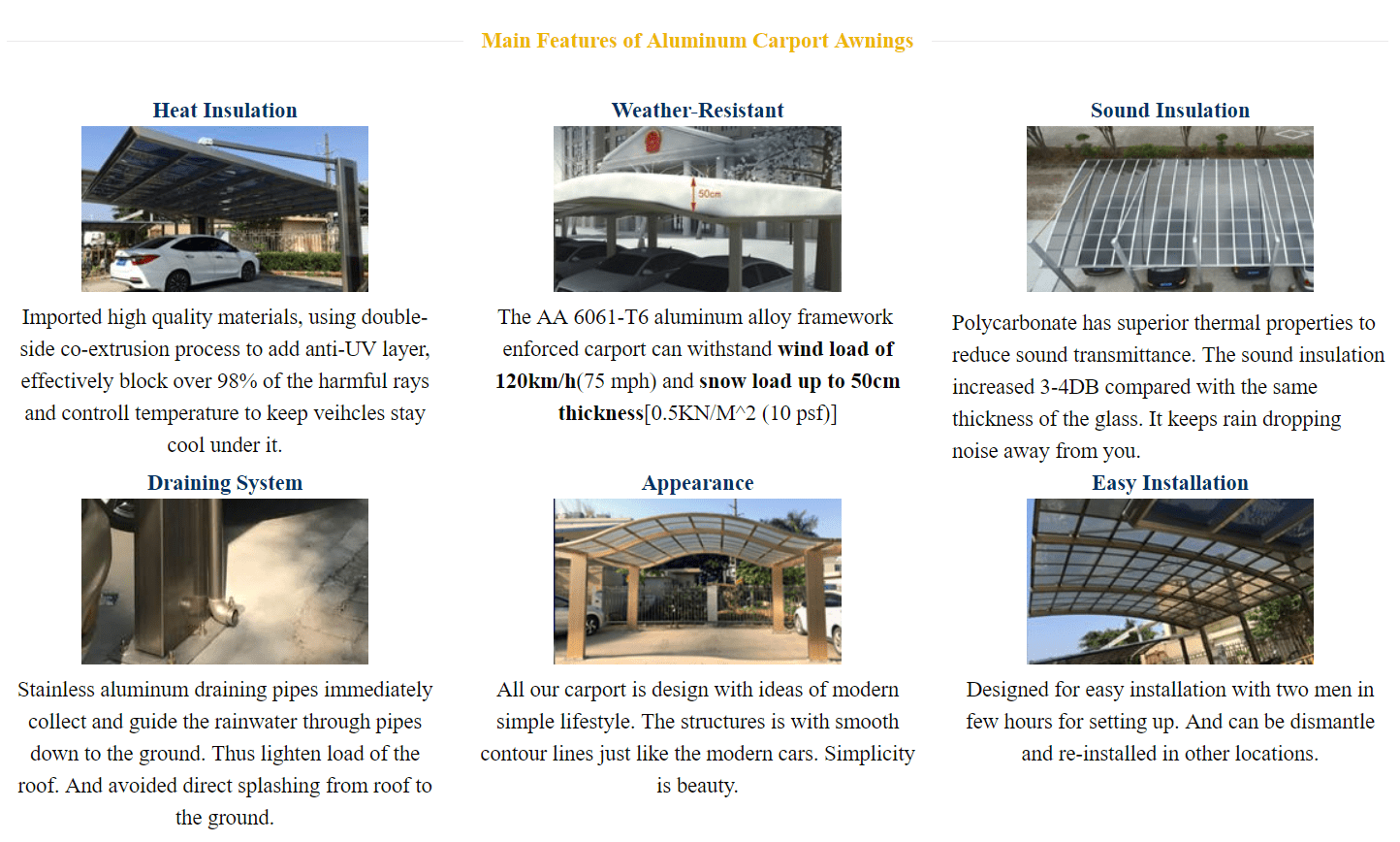 Single Carport Car Shelter Diy Sunrim in 2020 Car