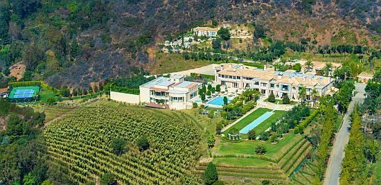 WEB LUXO - IMÓVEIS DE LUXO: A mansão mais cara dos EUA custa 195 milhões de dólares