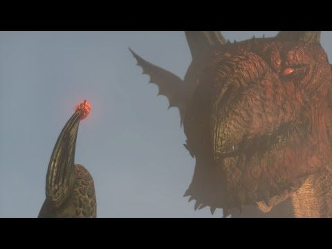 Dragon's Dogma Dark Arisen NG Cassardis Quests finished and Ur Dragon