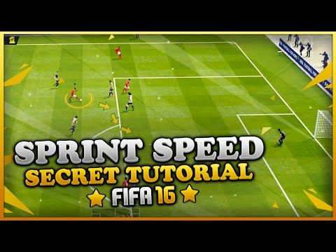 "http://www.fifa-planet.com/fifa-17-tutorials/fifa-16-secret-sprint-speed-tutorial-how-to-sprint-faster-while-running-speed-boost-trick/ - FIFA 16 SECRET SPRINT SPEED TUTORIAL - HOW TO SPRINT FASTER WHILE RUNNING - SPEED BOOST TRICK  FIFA 16 SECRET PACE BOOST TUTORIAL ON HOW TO INCREASE THE PLAYER`S MAXIMUM SPEED WHILE RUNNING ►Buy Cheap & Safe FIFA 16 COINS – http://www.fifacoin.com/?aff=1800 – Discount Code ""Krasi"" for 15% OFF ►Cheap Game Co"