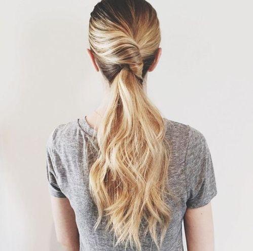 11 façons de porter la ponytail au printemps Produits