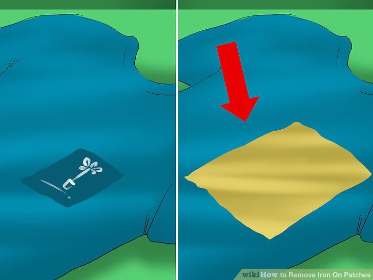 Remove Iron On Patches Iron On Patches Patches How To Remove