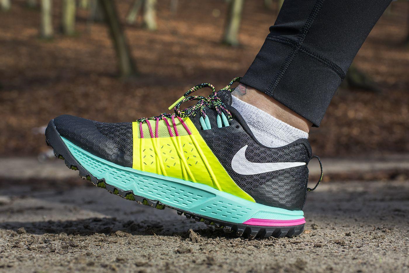 Nike Nike Air Zoom Wildhorse 4 Czwarta Odslona To Wygoda I Swietna Przyczepnosc Na Urozmaiconym Podlozu Running Shoes Nike Air Hoka Running Shoes