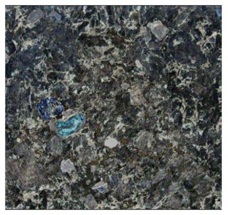 Volga Blue Granite 12 In X 12 In Polished Tile Blue Granite Blue Granite Countertops Granite Countertops