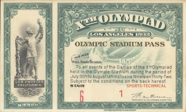 How Public Transit Helped The 1932 Olympics Move Around Los Angeles Olympic Games Olympics Los Angeles
