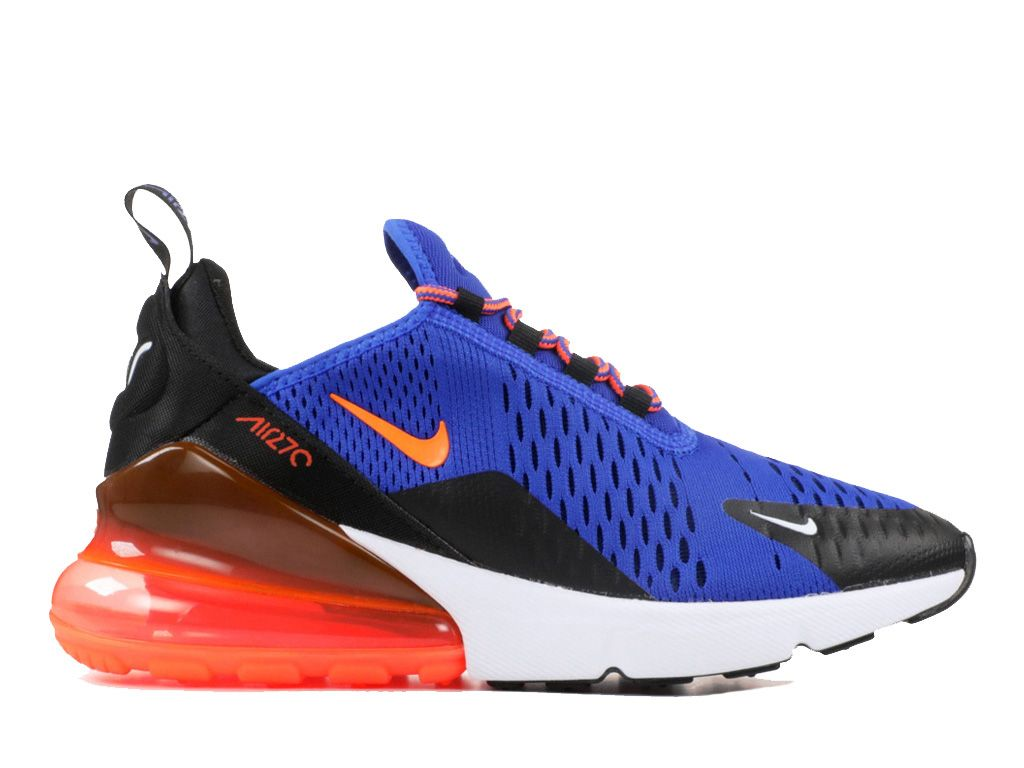 air max 270 bleu blac rouge