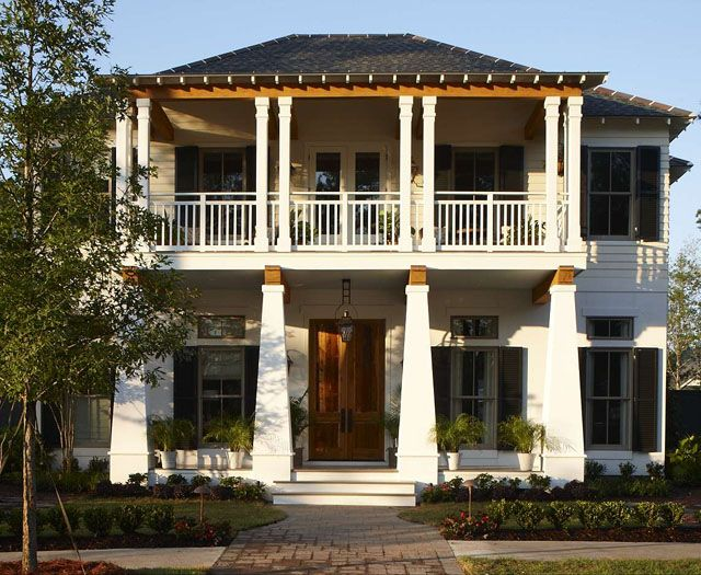 Bayou Bend Southern Living House Plan I 3 This House Plan I Would Change The Columns In Porch House Plans Southern House Plans Southern Living House Plans