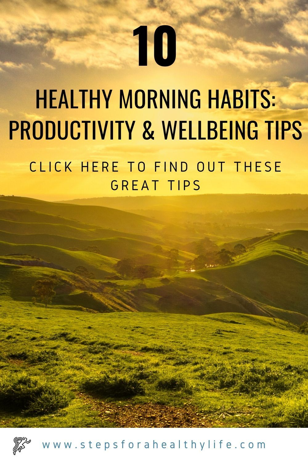 Best 10 Tips For Morning Routine: Productivity & Wellbeing 🛣