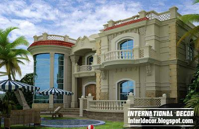 International villa design with modern ideas contemporary for Villa design ideas