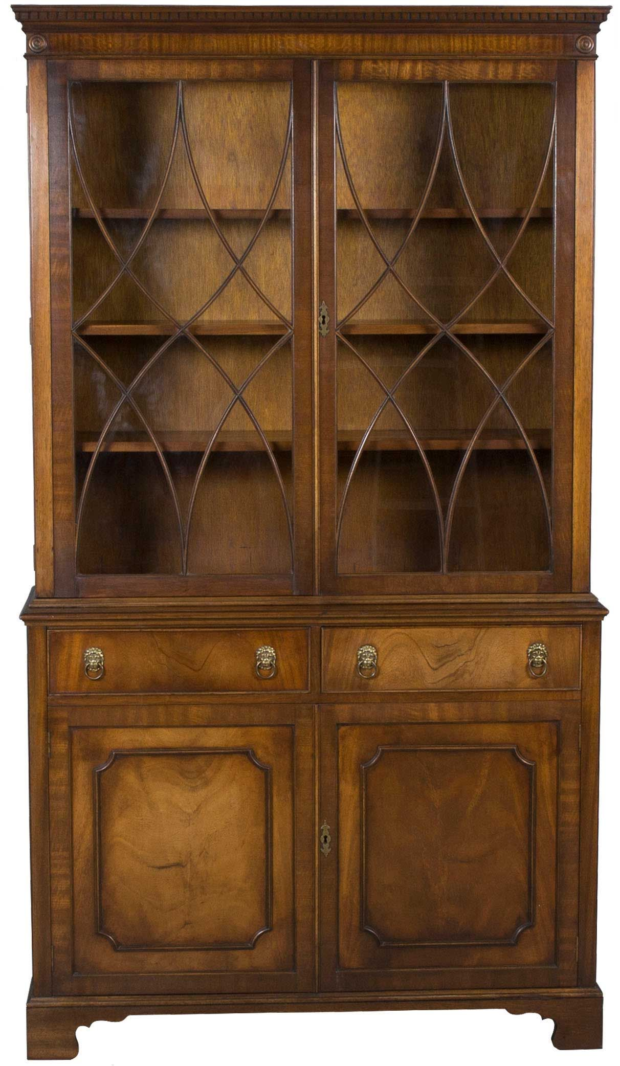 Antique Bookshelf Awesome Antiques Pinterest Antique Furniture
