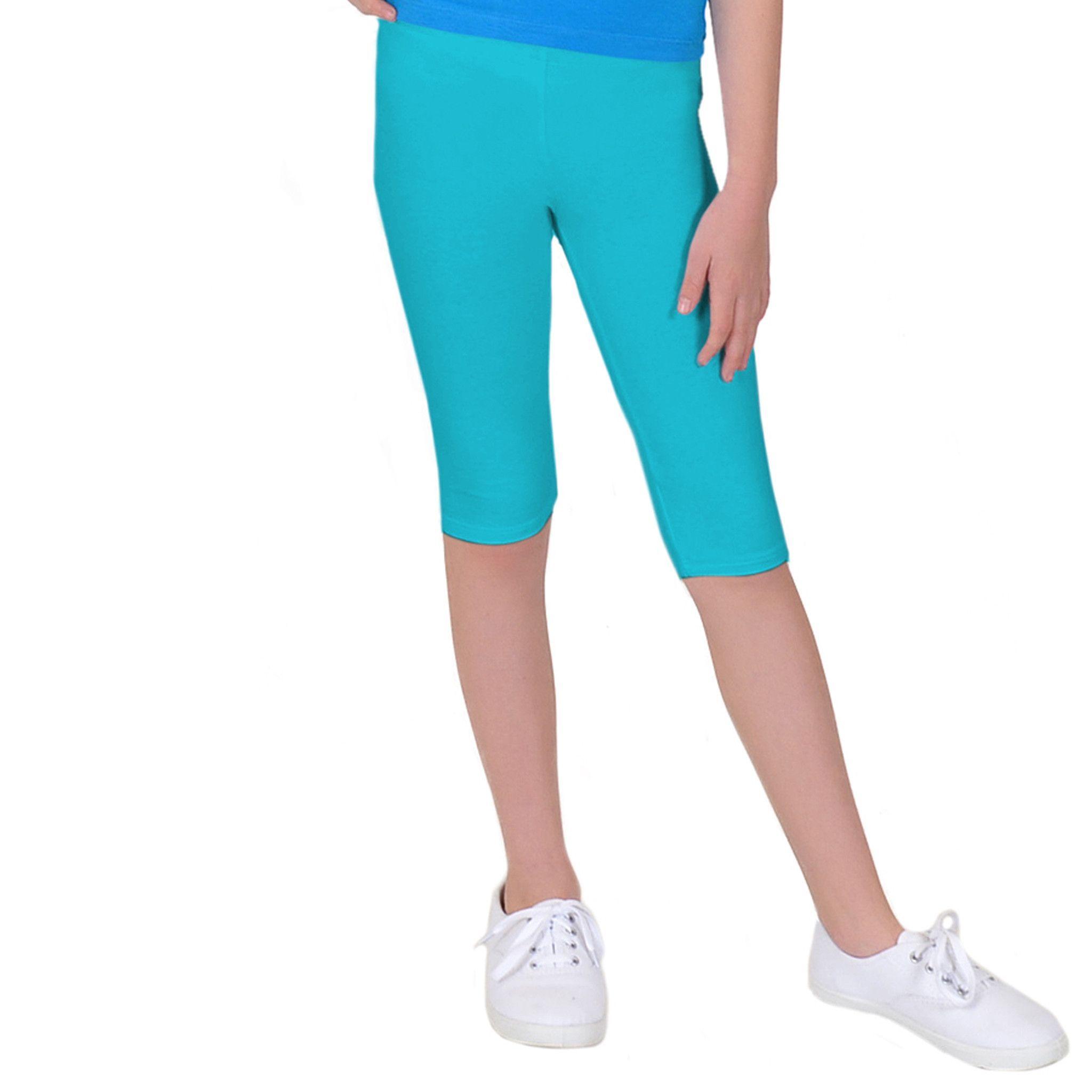 Teamwear Knee-Length Leggings