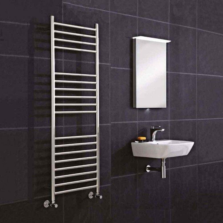 Phoenix Athena Stainless Steel Radiator Bathroom Radiators Stainless Steel Radiators Heated Towel Rail