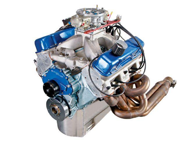 Semco Performance Pontiac 400 407 c i  | engines and components