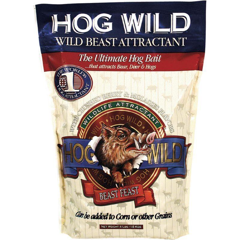 Evolved Habitats Hog Wild Attractant Hog hunting, Deer