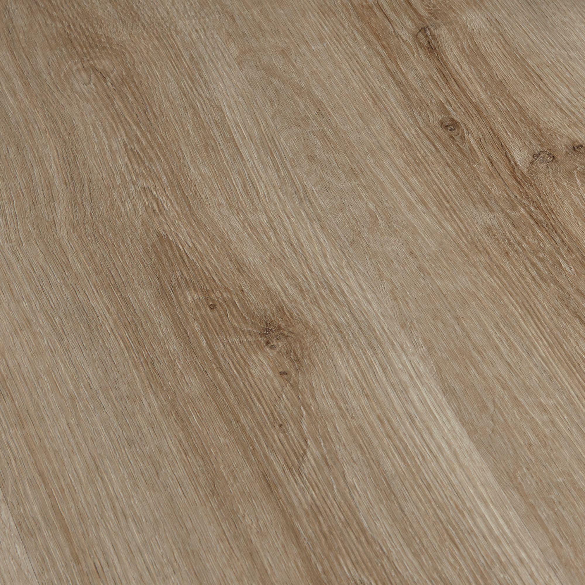 Colours Natural Oak Effect Luxury Vinyl Click Plank