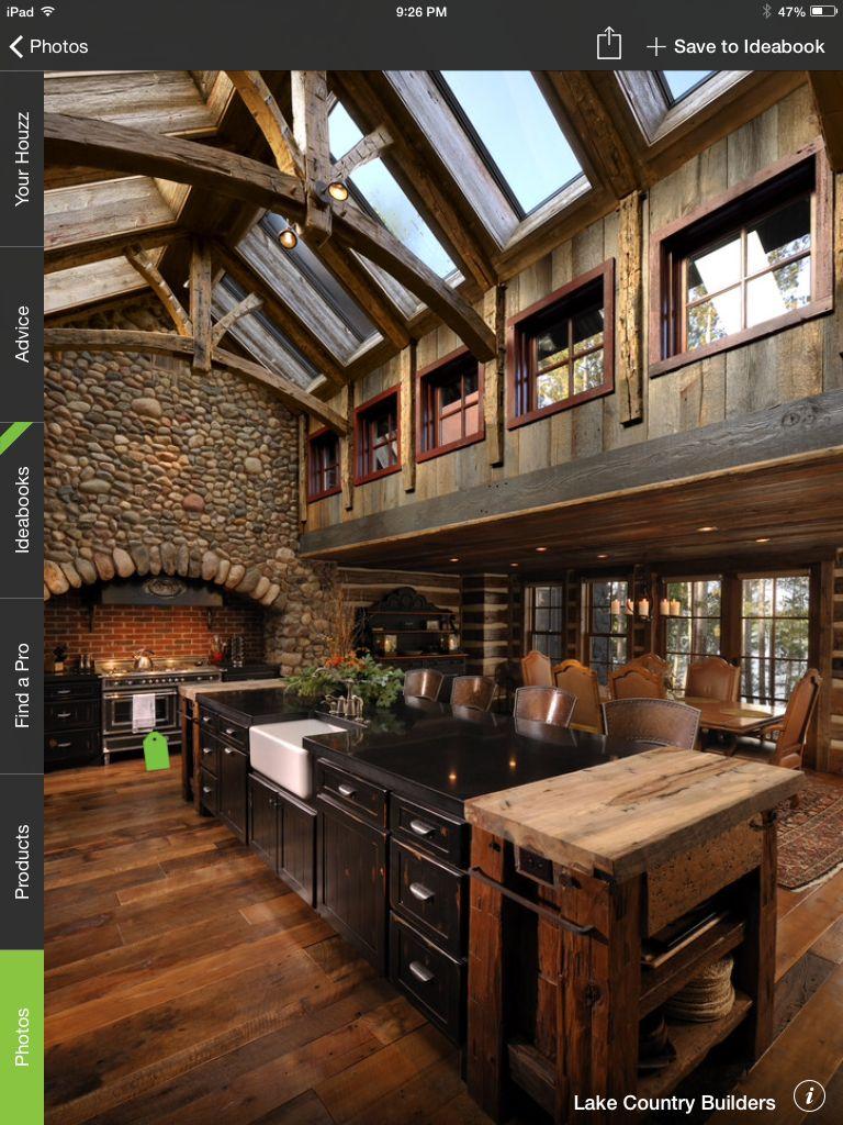 Küchendesign für zuhause nice barn kitchen  dream house  pinterest  zuhause haus und wohnen