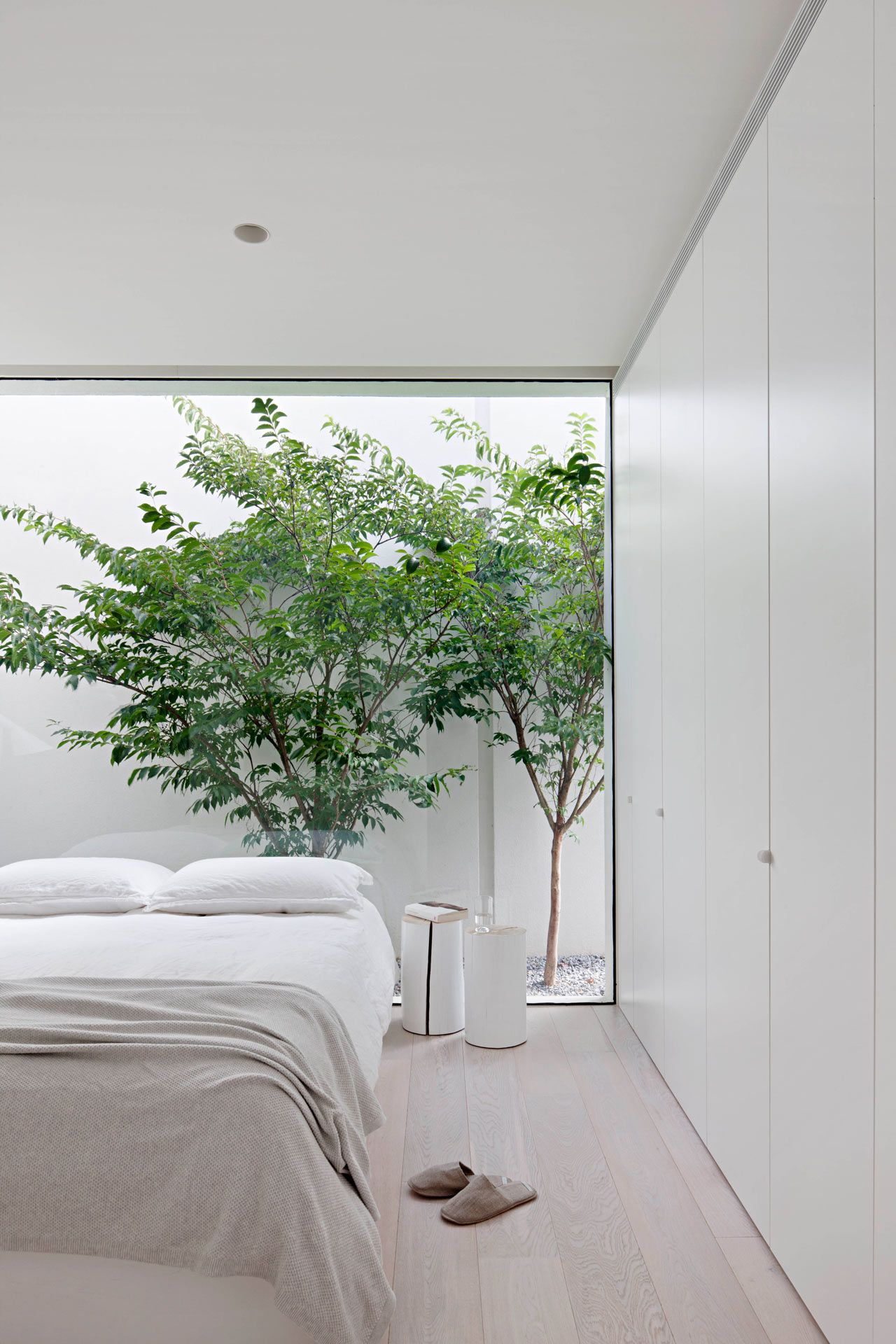 Bourne Road Residence Is A Minimalist House Located In Vic,