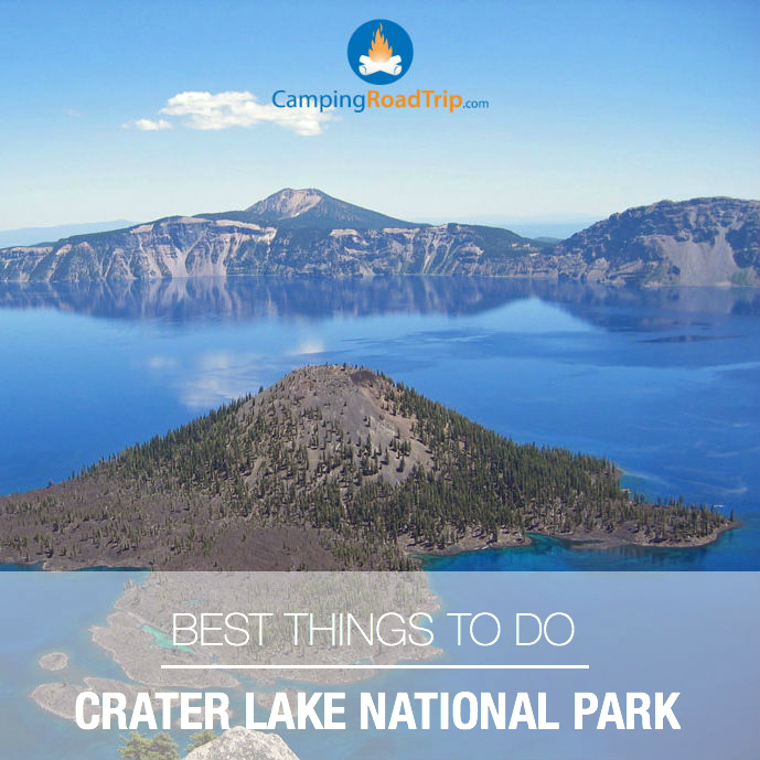 """""""There Is No Place In The World Quite Like Crater Lake"""