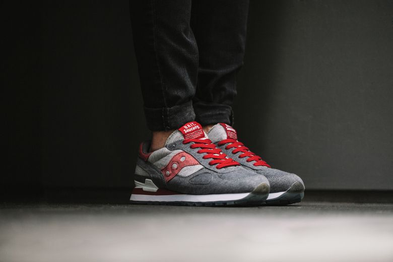 Picture of A Closer Look at the BAIT x Saucony Shadow Original CruelWorld 4