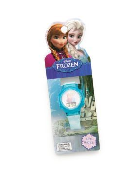 Disney  Frozen Anna and Elsa Watch Girls 4-16