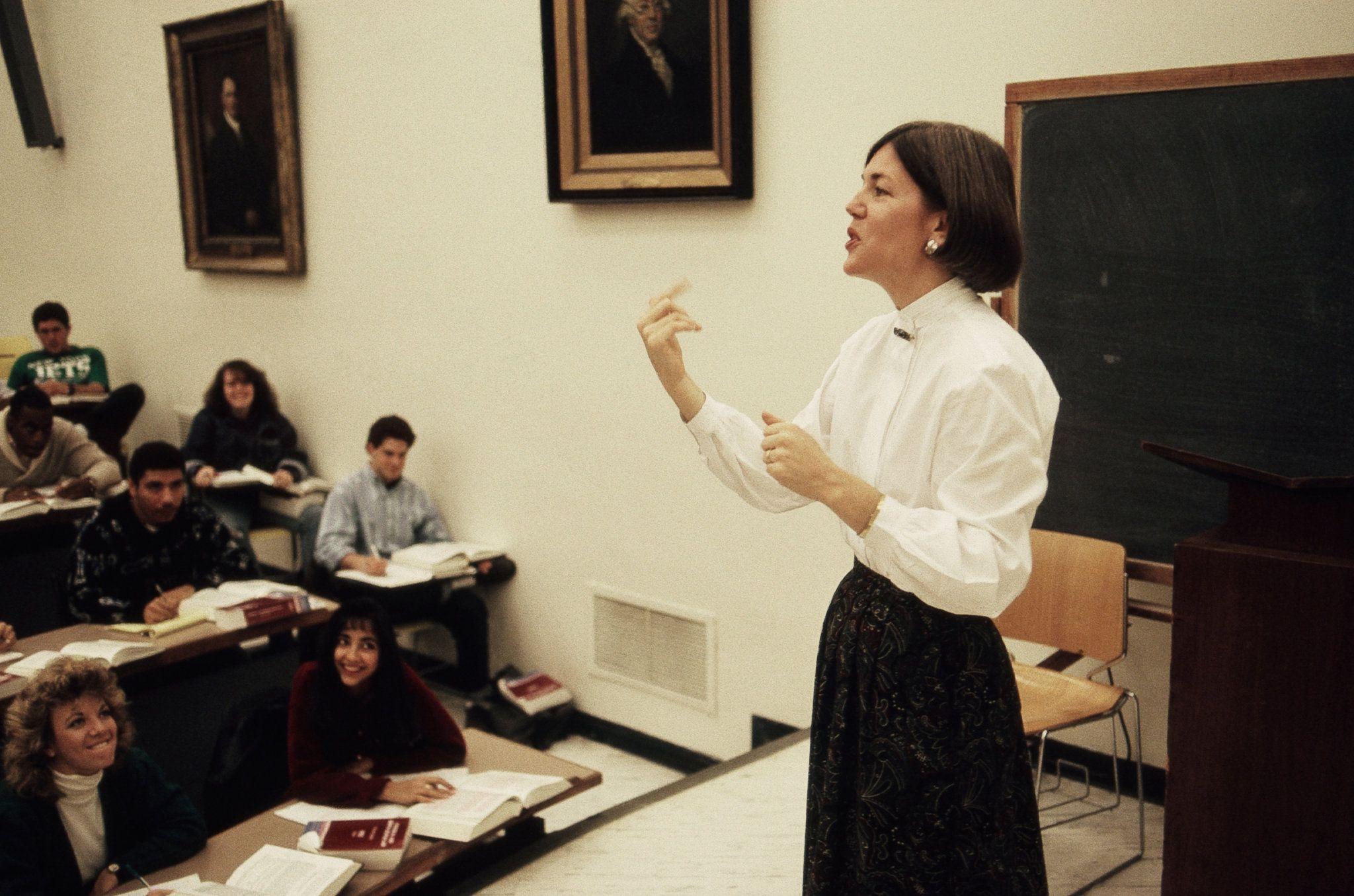 The Education of Elizabeth Warren Elizabeth warren