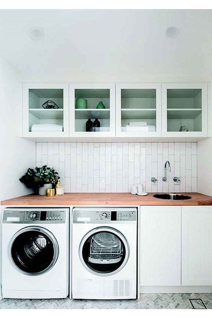 small space laundry renovations how to fit a laundry into on extraordinary small laundry room design and decorating ideas modest laundry space id=23288