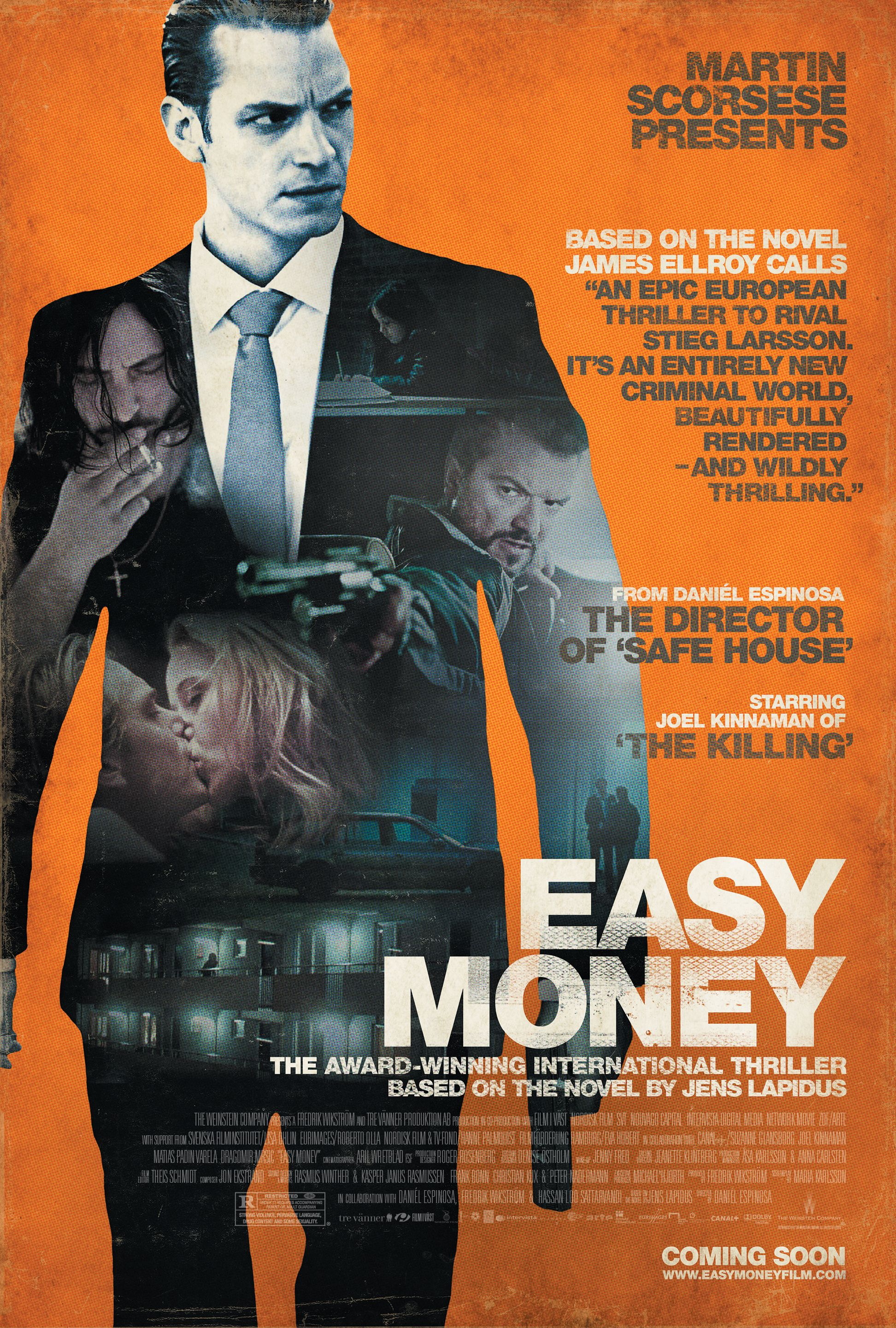 Easy Money I really enjoyed this fast paced action crime