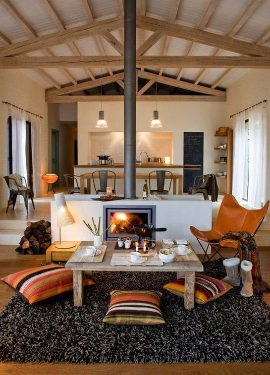 Photo of Mountain cabins with fireplace and spectacular view