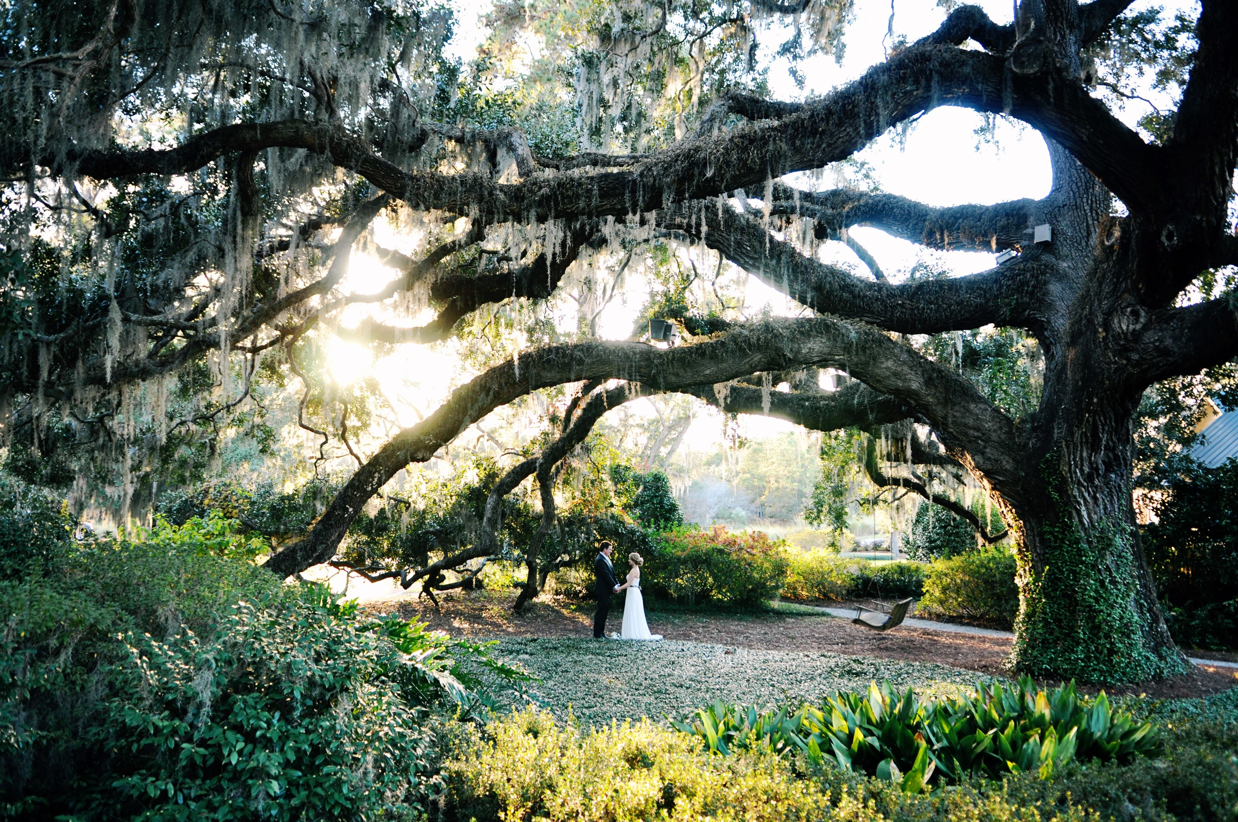 South Carolina Lowcountry Wedding at Oldfield Wedding