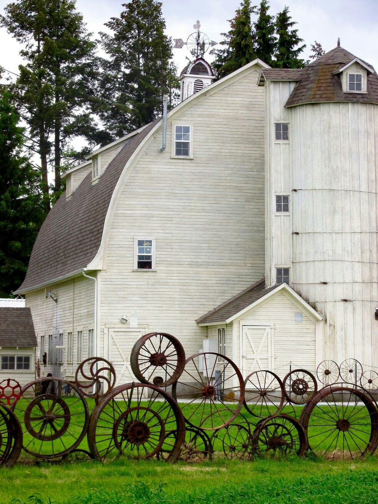 Pin by Kelly Landes on WeldingMetal Art Country barns