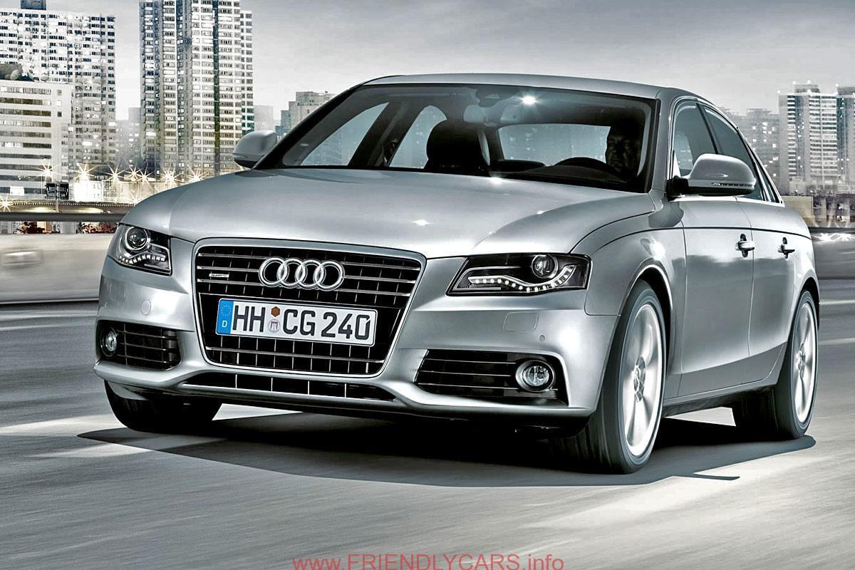 Vehicle · Cool Audi A4 2014 ...