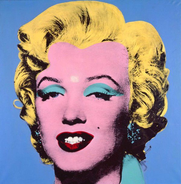 Andy Warhol Rome. #andywarhol http://www.widewalls.ch/andy-warhol-exhibition-rome/