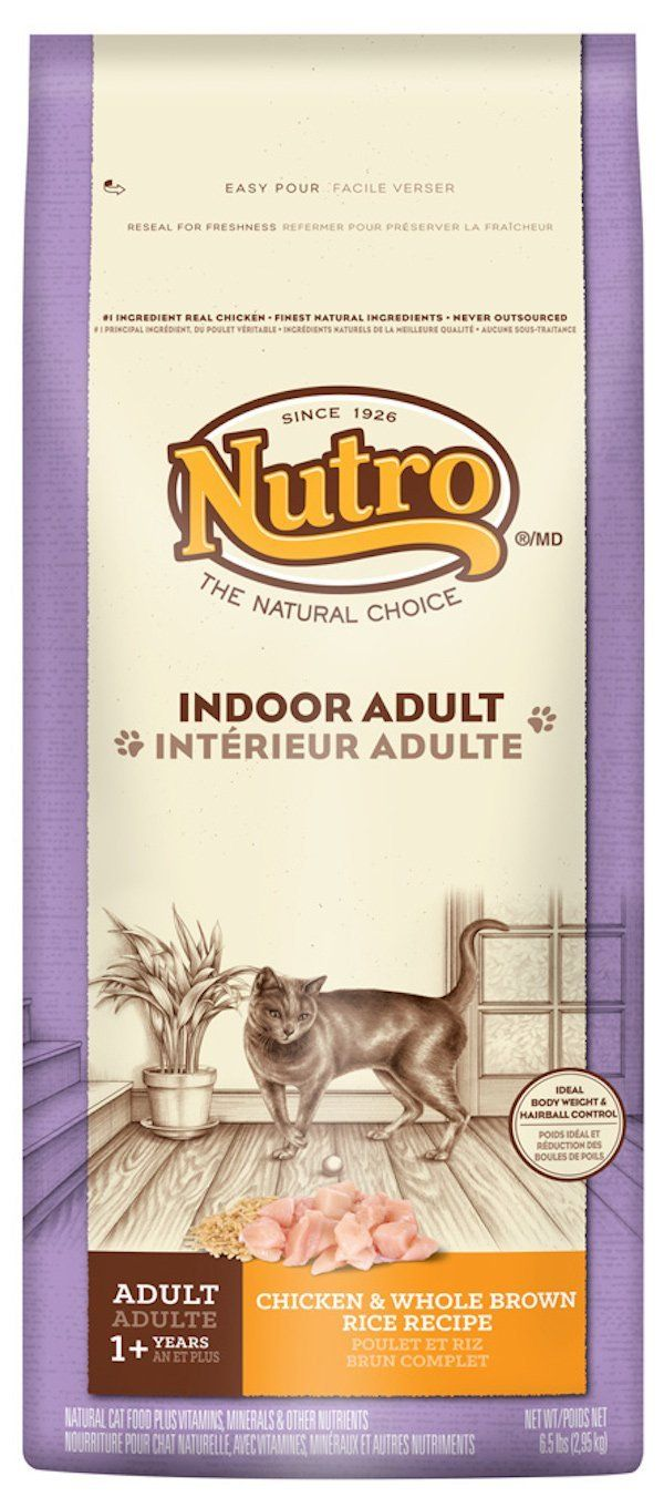 Nutro indoor adult cat chicken and whole brown rice recipe cat food nutro indoor adult cat chicken and whole brown rice recipe cat food 65 pounds you forumfinder Image collections