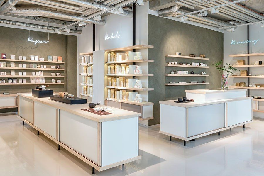 22 Beautifully Designed Tea Shops From Around The World Retail