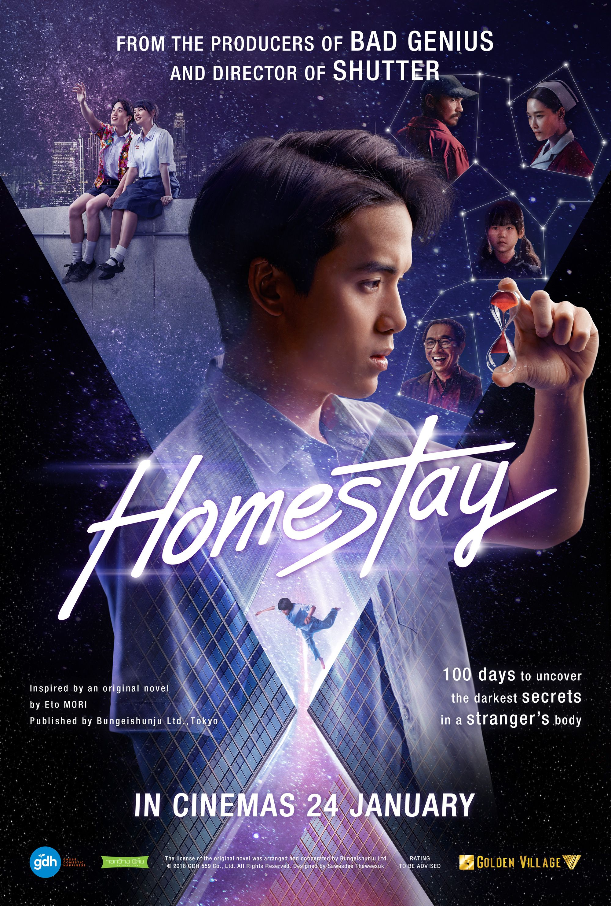 Homestay (โฮมสเตย์) (2018) – Review | Movie Reviews and