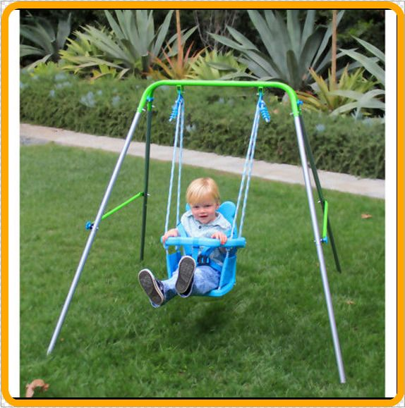 Sportspower Indoor Outdoor My First Toddler Swing Safety Harness
