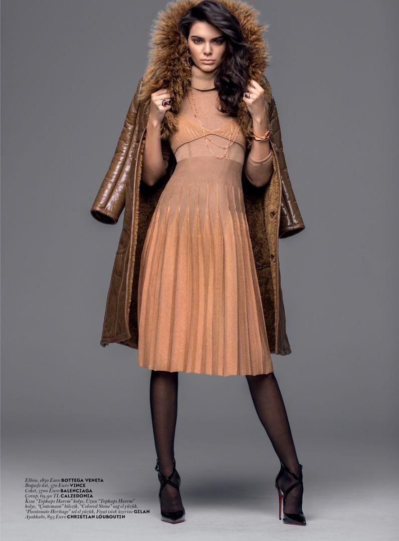 e69c41c19409 Kendall J. XO (Vogue Turkey)   Kendall Jenner Covers   Pinterest