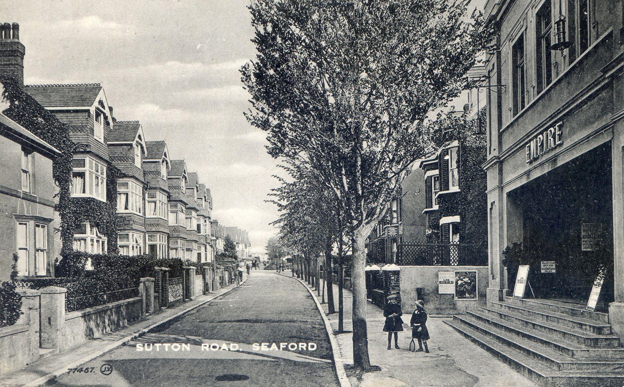 Sutton Road Car Park Seaford