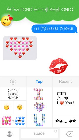 Emoji Keypad New Emojis And Color Keyboard For Ios 8 By Apalon Apps Emoji Keyboard Ios 8 Emoji