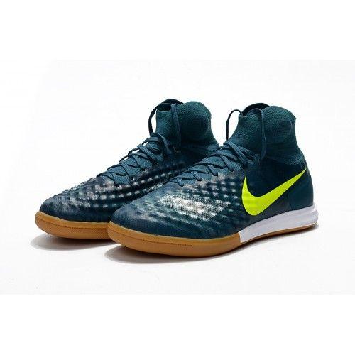 Nike Magista - Billige Nike MagistaX Proximo II IC Blå Brown Grøn