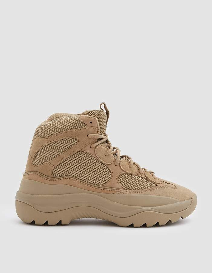 YEEZY / Thick Suede Desert Boot in