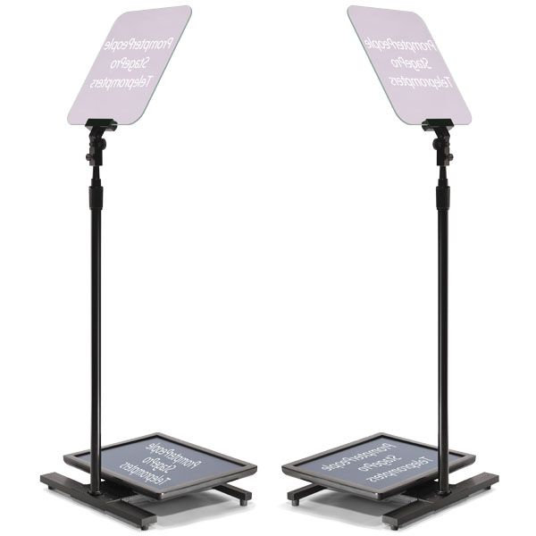 Stage/Speech Presidential Teleprompters by Prompter People