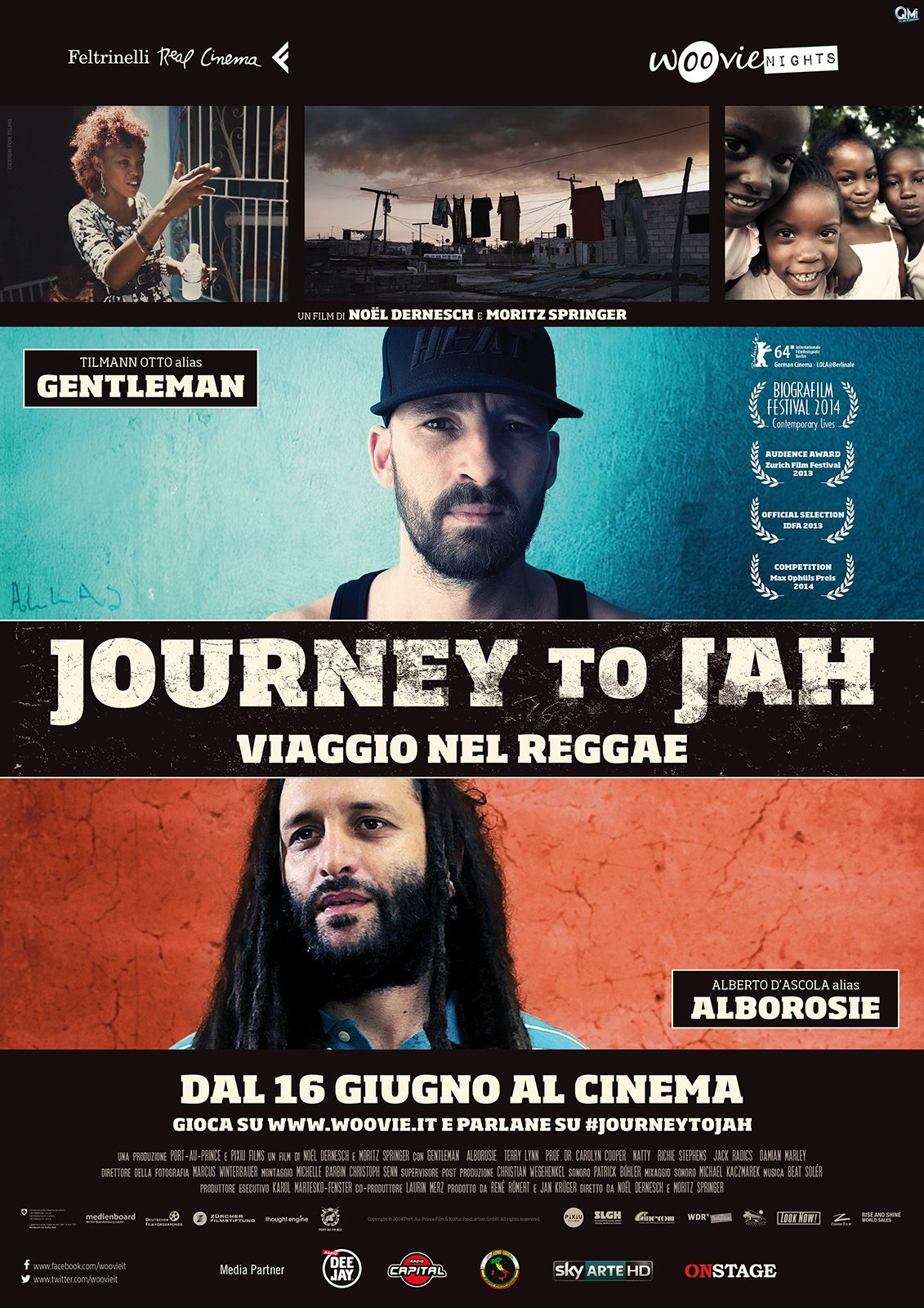 Journey to Jah - Viaggio nel Reggae (16/06)
