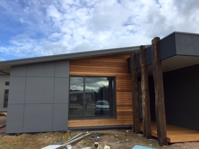 Built by Pivot Homes A stylish contemporary home which