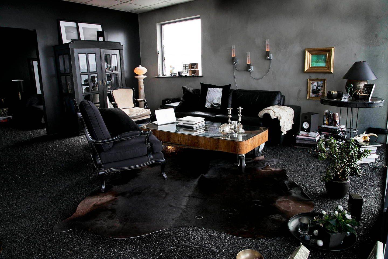 Rejkyavik. Black! Beautiful oceanview  loft apartment